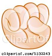 Fisted Emoji Hand