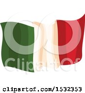 Poster, Art Print Of Cinco De Mayo Mexican Flag