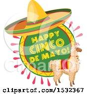 Cinco De Mayo Llama