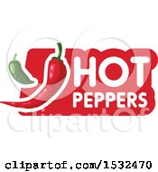 Hot Peppers Design
