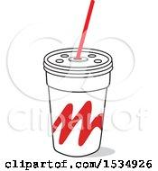 Fountain Soda Cup