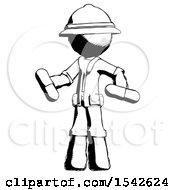 Ink Explorer Ranger Man Red Pill Or Blue Pill Concept
