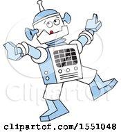 Poster, Art Print Of Robot Dancing
