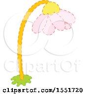 Poster, Art Print Of Pink Flower