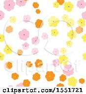 Poster, Art Print Of Flower Pattern