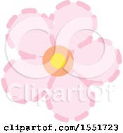 Poster, Art Print Of Pink Flower