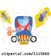 Toy Race Car