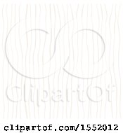 Clipart Of A Wood Pattern Royalty Free Vector Illustration by Cherie Reve