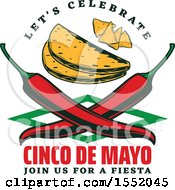 Retro Styled Cinco De Mayo Design