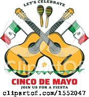 Retro Styled Cinco De Mayo Design