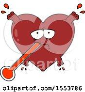 Cartoon Unhealthy Heart