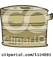 April 21st, 2018: Cartoon Tree Stump by lineartestpilot