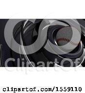 3d Baseball Background