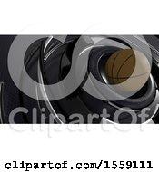 3d Basketball Background