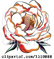 Poster, Art Print Of Beautiful Asian Styled Flower