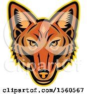 Jackal Mascot Head