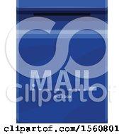 Poster, Art Print Of Metal Mailbox