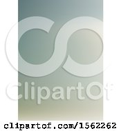 Clipart Of A Gradient Background Royalty Free Vector Illustration