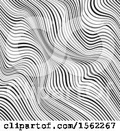 Warped Stripes Background