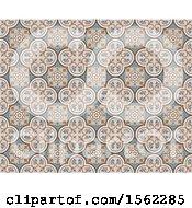 Vintage Decorative Tile Background