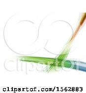 Clipart Of An Abstract Background Royalty Free Vector Illustration