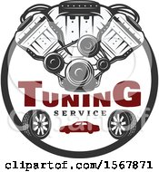Car Engine Tuning Service Design