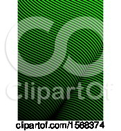 Clipart Of A Layout Template Background Royalty Free Vector Illustration