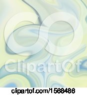 Clipart Of A Marble Background Royalty Free Vector Illustration