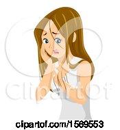 Teen Girl Losing Hair