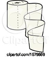 Cartoon Kitchen Roll