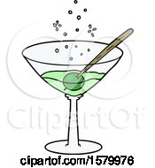 Cartoon Cocktail
