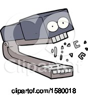 Stapler Cartoons and Comics - funny pictures from CartoonStock  |Mean Cartoons Stapler