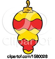 Cartoon Christmas Decoration