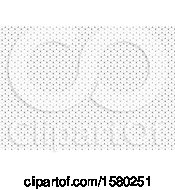 Clipart Of A Connected Hexagon And Circle Background Royalty Free Vector Illustration by KJ Pargeter