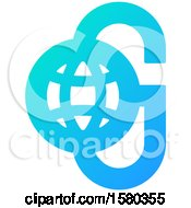 Poster, Art Print Of Letter G Crypto Currency Design