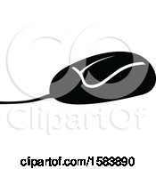 Black And White Computer Mouse