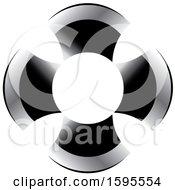 Silver Circular Blade