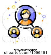 Affiliate Marketing Program Icon