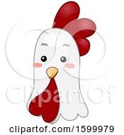Poster, Art Print Of Hen Face