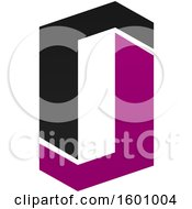 July 16th, 2018: Clipart Of A Capital Letter O Or Number Zero Design Royalty Free Vector Illustration by Vector Tradition SM