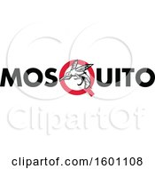 Mosquito In The Word