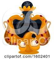 Poster, Art Print Of Magical Wizard Or Witch Potion Bottle With An Octopus