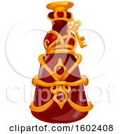 Poster, Art Print Of Magical Wizard Or Witch Potion Bottle