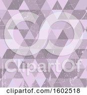 Low Poly Geometric Background