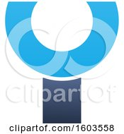 Clipart Of A Letter Y Logo Royalty Free Vector Illustration