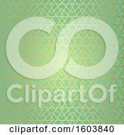 Green Decorative Background