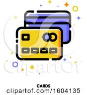 Poster, Art Print Of Credit Cards Icon