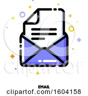 Poster, Art Print Of Letter Email Icon