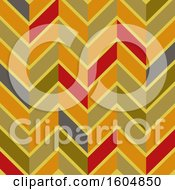 Seamless Chevron Background Pattern
