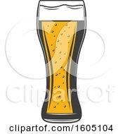 Poster, Art Print Of Beer Glass